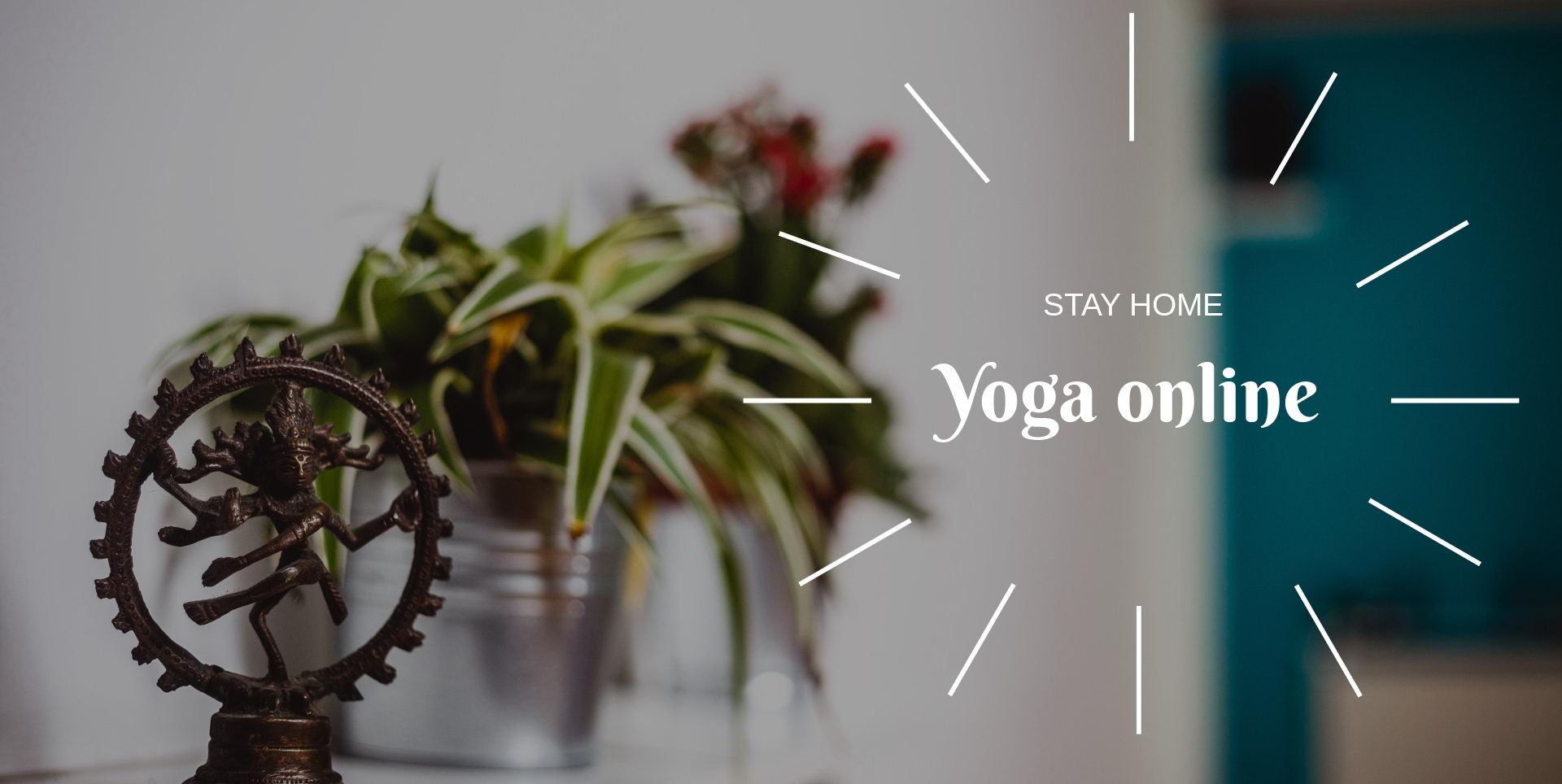 Stay Home - Yoga Online