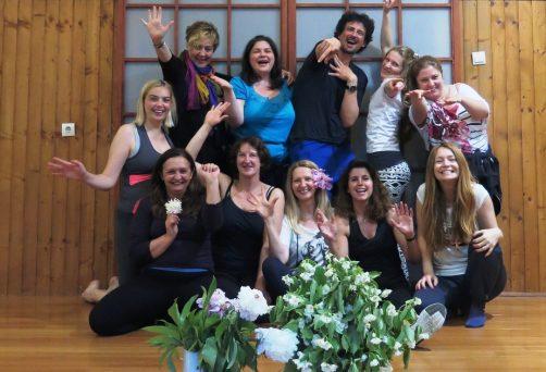 Radionica: Dah, seksualnost i meditacija