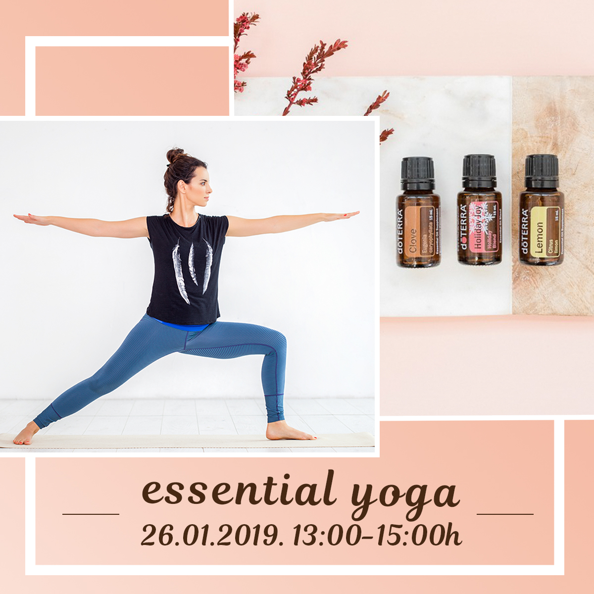 Essential yoga - 26. januar 2019.