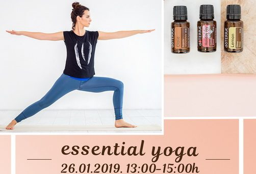 Essential yoga u januaru