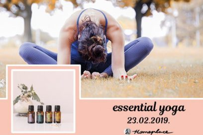 Essential yoga u februaru
