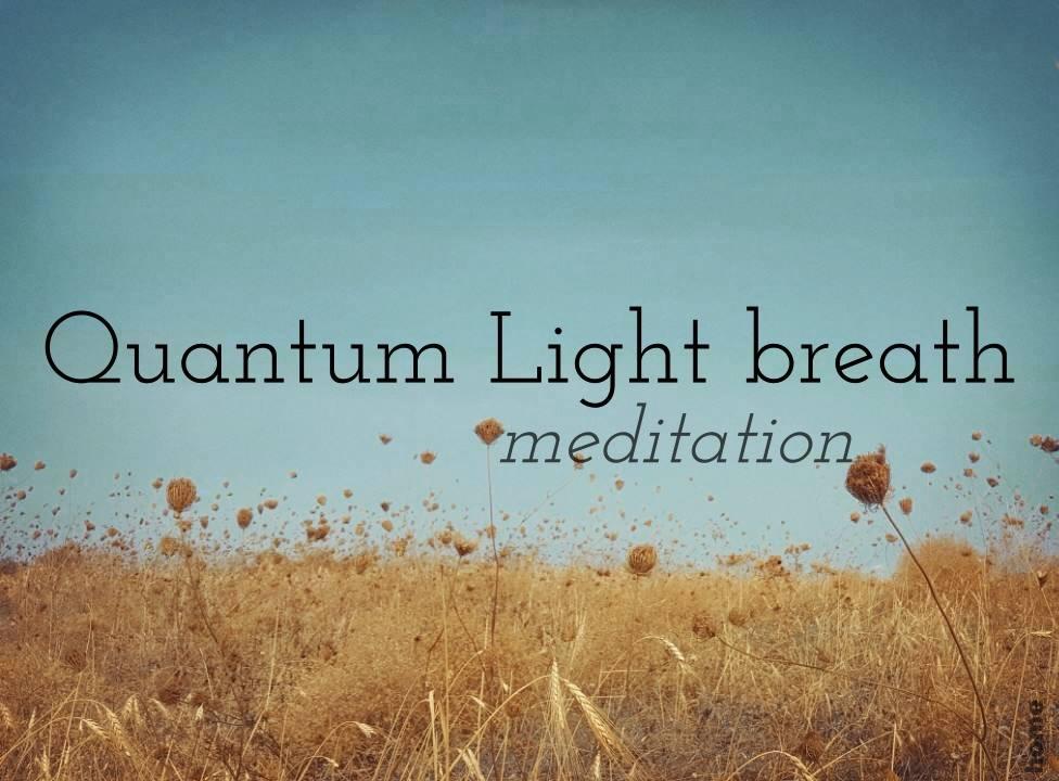 Quantum Light Breath
