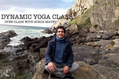 Dynamic yoga class – open class with Gorca Mateu