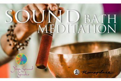 Zvučna kupka – Otisnite se na čarobno zvučno putovanje u lekovitim zvucima i vibracijama