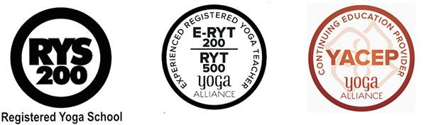 Yoga-Alliance-Yacep-logos