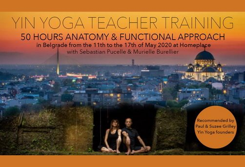Yin Yoga Teacher Training – Anatomy & Functional Approach