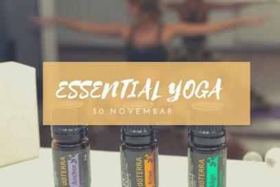 Essential yoga u novembru