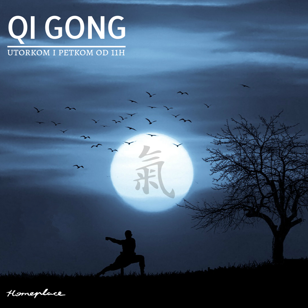 Qi Gong - nova grupa od 15. novembra