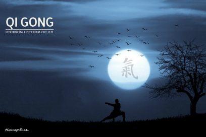 Qi Gong – nova grupa kreće sa radom
