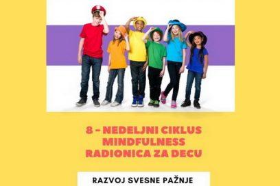 Mindfulness za decu uzrasta 9-12 godina