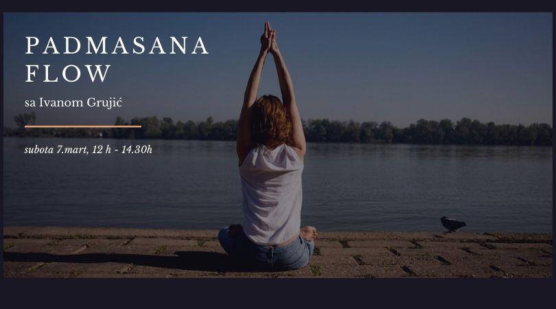Padmasana Flow - 7. mart 2020.