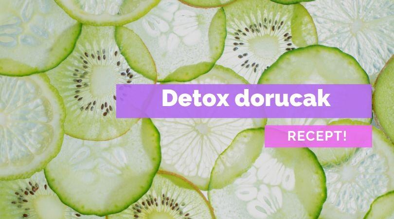 Detox doručak - recept
