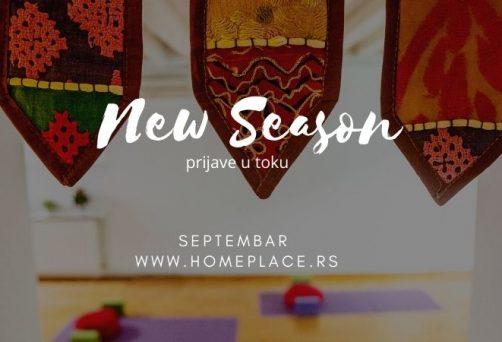 Nova Homeplace sezona – prijave su u toku!
