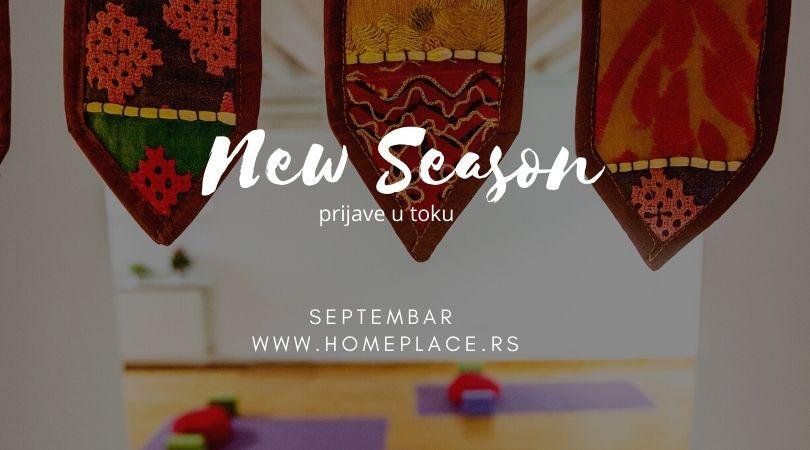 Homeplace - nova sezona