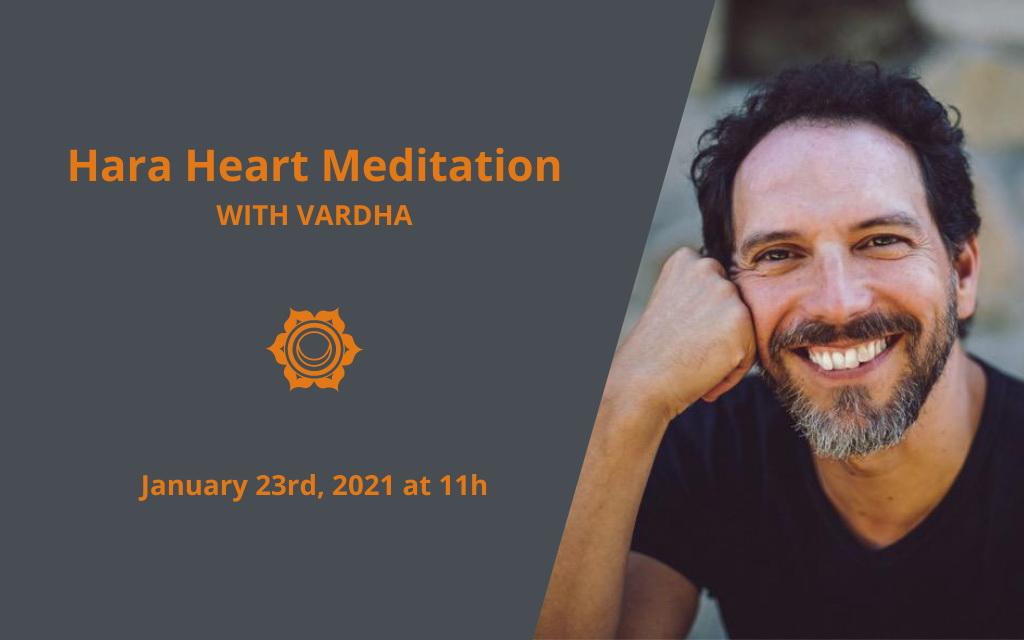 Hara Heart Meditation with Vardha