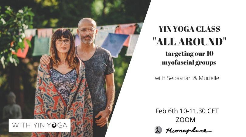 Yin Yoga Class - All Around