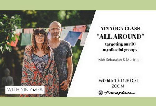 Yin Yoga Class – All Around