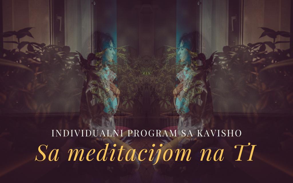 Sa meditacijom na TI - individualni program