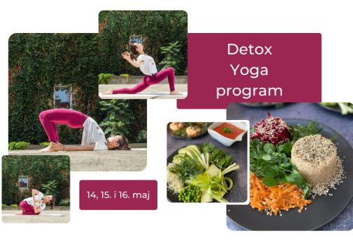 Detox yoga program u maju