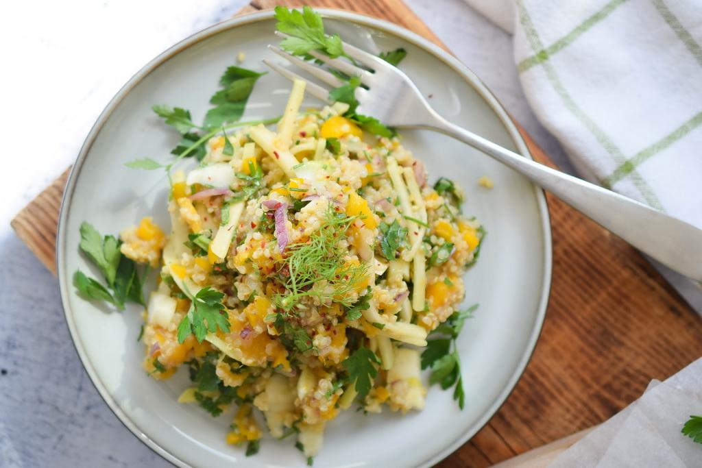 Mango salata (Foto: Jelena Malenović)