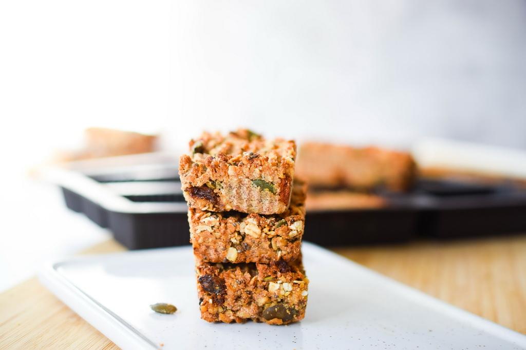 Ovseni doručak kolačići sa urmama i kokosovim mlekom (Foto: Jelena Malenović)