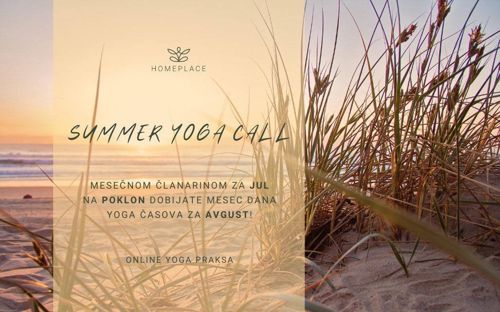 Summer Yoga Call