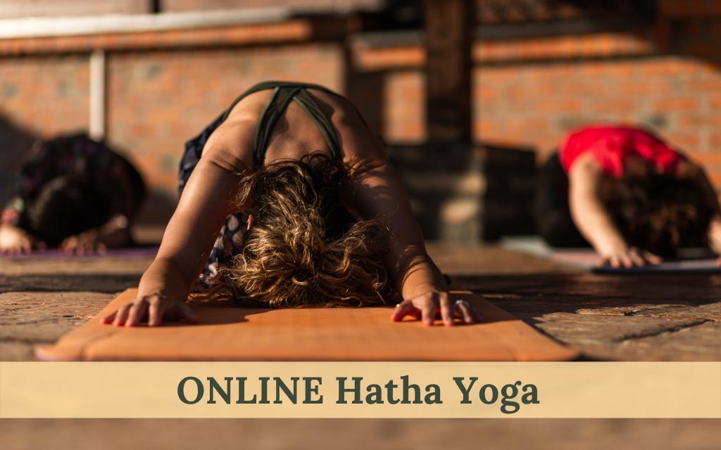 ONLINE Hatha Yoga: Doživi lepotu unutrašnjeg mira