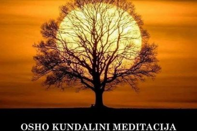 Osho kundalini meditacija