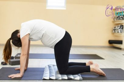 Press: Bolovi u kičmi u trudnoći – Vežbe za rasterećenje donjeg dela leđa