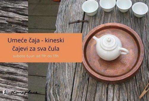 Umeće čaja – kineski čajevi za sva čula