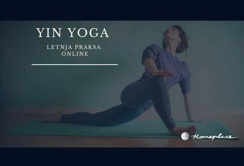 Letnja praksa – Yin Yoga online (all summer long)