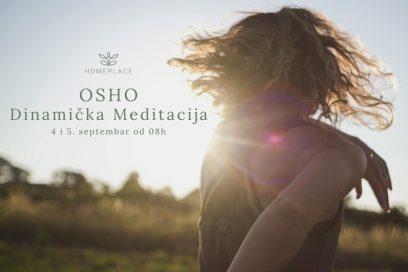 OSHO Dinamička meditacija