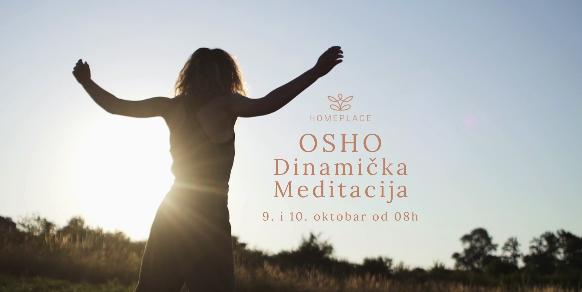 OSHO Dinamička meditacija - oktobar 2021.